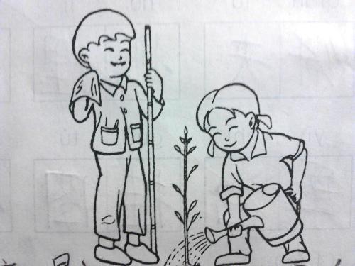 看图写话,一年级看图写话图片